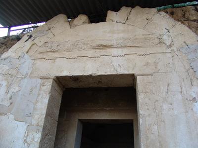 Macedonian tomb